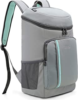 TOURIT Cooler Backpack 30 Cans Lightweight Insulated Backpack Cooler Leak-Proof Soft Cooler Bag Large Capacity for Men Women to Picnics, Camping, Hiking, Beach, Park or Day Trips