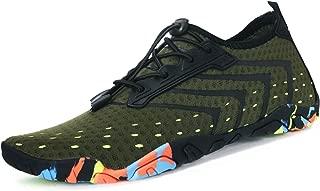 MoreDays Water Shoes Swim Aqua Socks Men Women Sports Quick Dry Lightweight Barefoot for Pool Beach Yoga Shoe