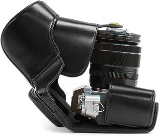 MegaGear Bolsa de Funda Protectora para Fujifilm X-T1 con 18-55mm Negro
