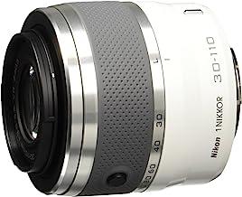 Nikon 1 Nikkor 30-110mm F3,8-5,6 VR - Objetivo con Montura para Montura 1 de Nikon (Distancia Focal 81-297mm, Apertura f/3.8, estabilizador de Imagen)