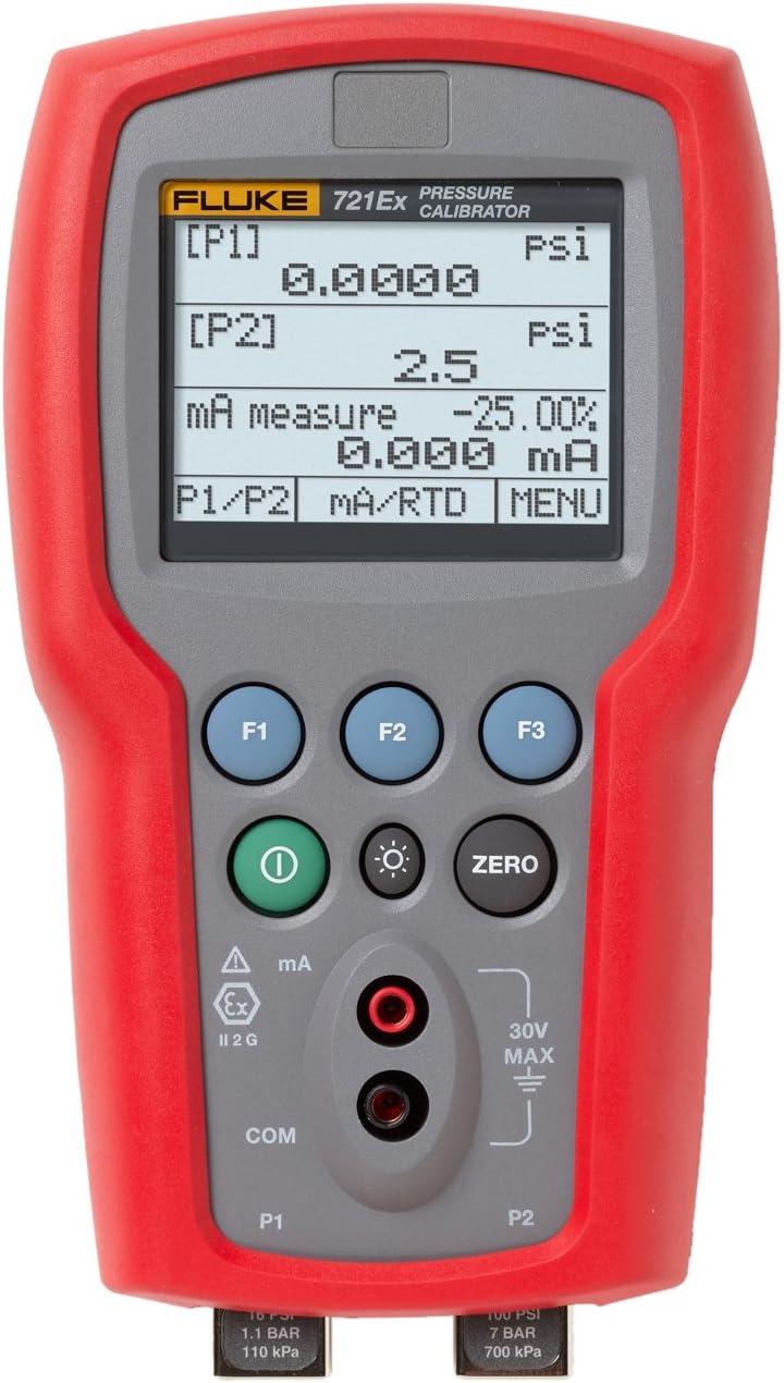 Fluke FLK-721EX-1615 Calibrator Pressure cheap Max 57% OFF
