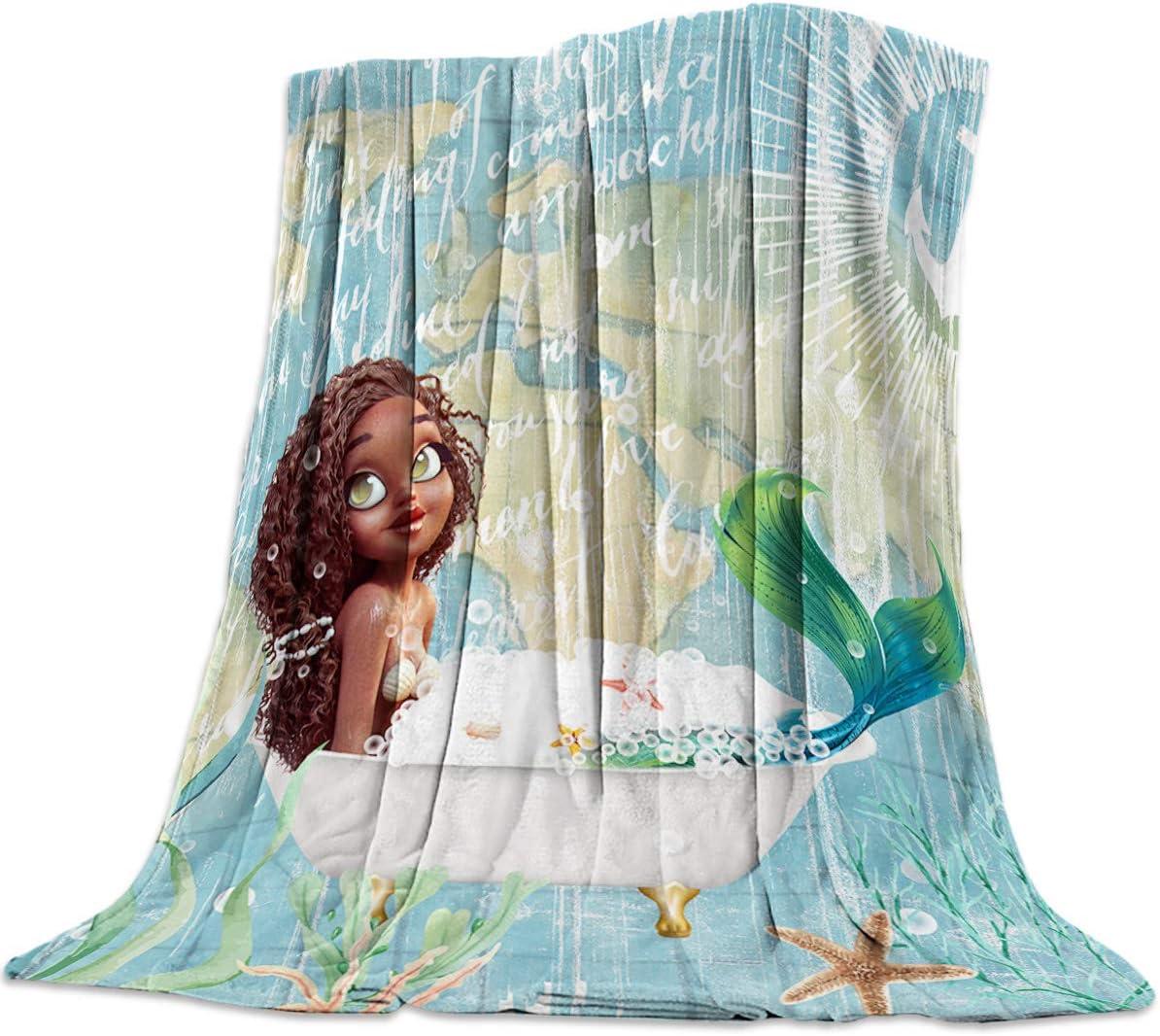 CHARMHOME Flannel Fleece Microfiber discount Throw Blanket Girls Superior Cu Black
