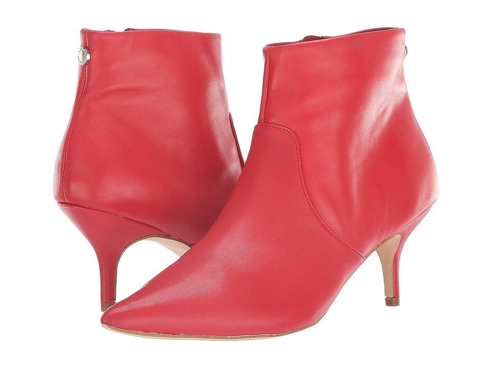 Steve Madden Rome Dress Bootie (Red) Women