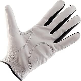 ALLNESS INC CABRETTA Leather Men Golf Gloves Compression FIT Design Extra Grip Breathable & Ultralight