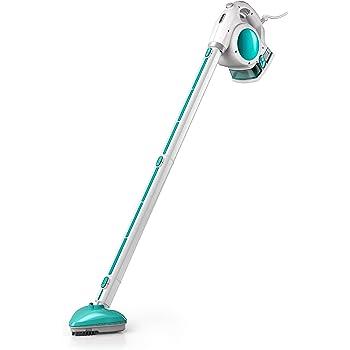 Aqua Laser - Escoba de vapor (1300 W, con sistema automático de presión de bomba): Amazon.es: Bricolaje y herramientas