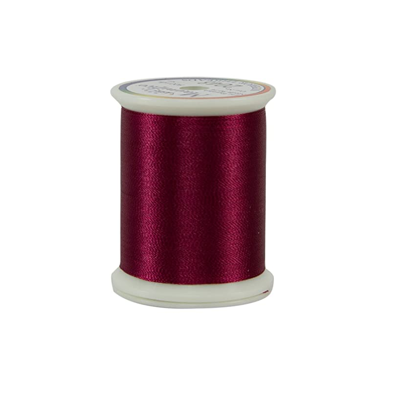 Superior Threads 10501-2048 Magnifico Red Riding Hood 40W Polyester Thread, 500 yd