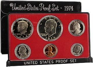 1974 S US Proof Set Superb Gem Uncirculated