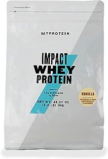 MyProtein Impact Whey Proteïne vanilla, 1000 g