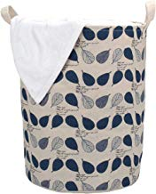 HOKIPO® Folding Laundry Bag for Clothes, 42-LTR