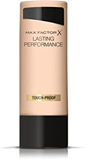 Max Factor Lasting Performance Long Lasting Foundation - 035 Pearl Beige for Women - 35 ml