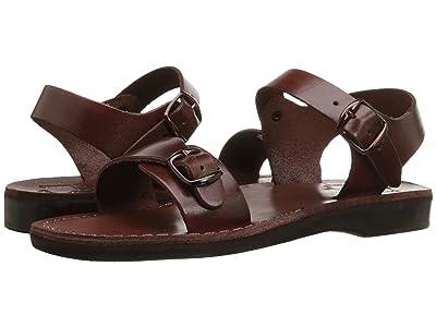 Jerusalem Sandals The Original Womens (Brown) Women