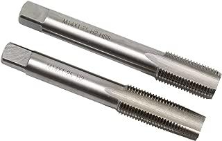 14mm X 1.25 Taper and Plug Tap M14 X 1.25mm Pitch