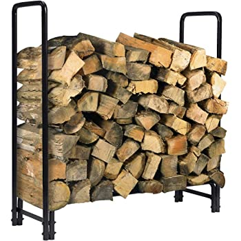 decorative indoor firewood rack outdoor fireplace wood.htm amazon com himal log rack cover waterproof firewood cover fit  log rack cover waterproof firewood