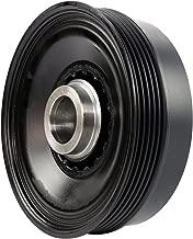 Bapmic 11237525135 Engine Crankshaft Pulley Vibration Damper for Mini Cooper S R52 R53 2002-2008