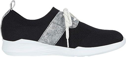 Black Sock/Grey Outsole
