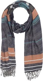 s.Oliver 97.909.91.5436 Bufanda, Azul (Blue Stripes 59g2), Talla Única (talla del fabricante: 1) para Hombre