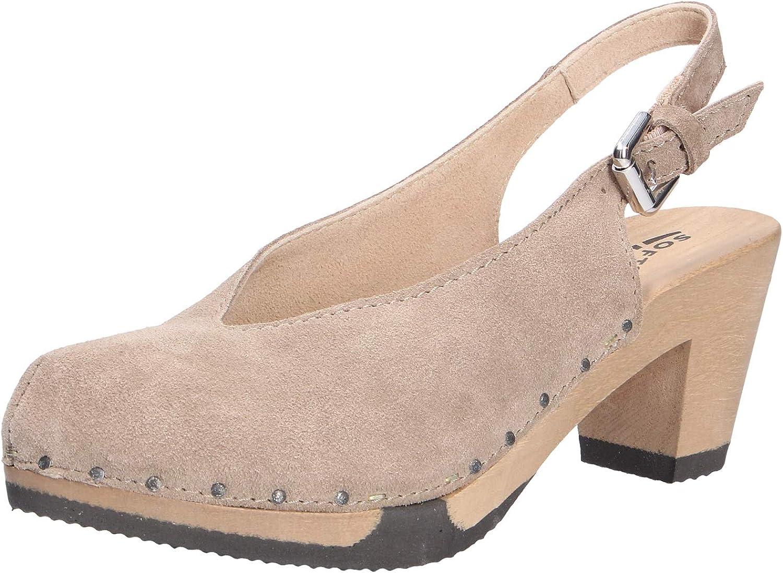 Softclox S3466 GESA - Damen Schuhe Sandaletten - gesa-Taupe