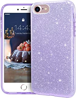 Best glitter phone case iphone 8 Reviews