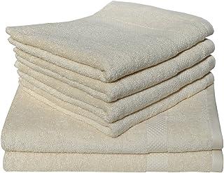 Asciugamano da Spiaggia jilda-tex Telo Mare 90 x 180 cm Velour GOTS Spugna Miami 90 x 180 cm Asciugamano 100/% Cotone Biologico