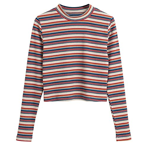 Striped Long Sleeve uk TopAmazon co 7vYgyfIb6