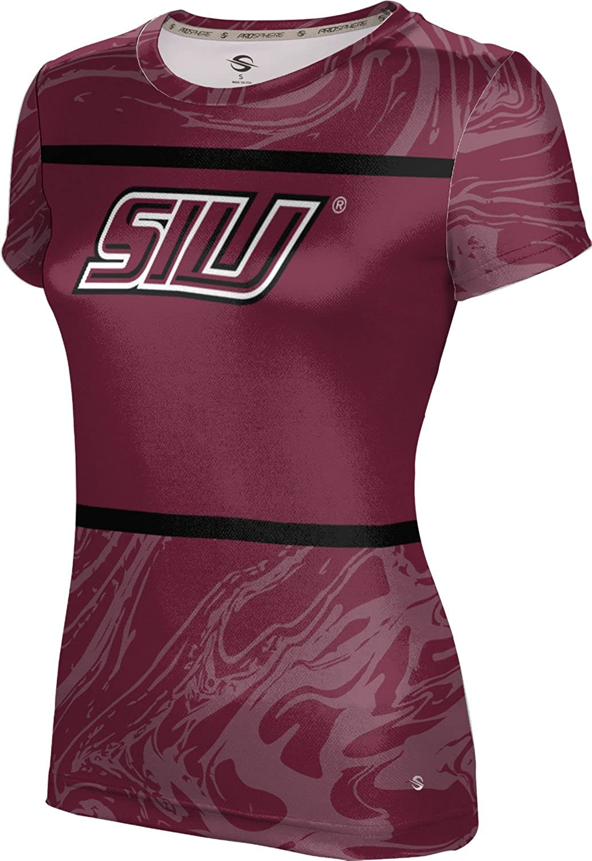 ProSphere Southern Illinois University Girls' Performance T-Shirt (Ripple)