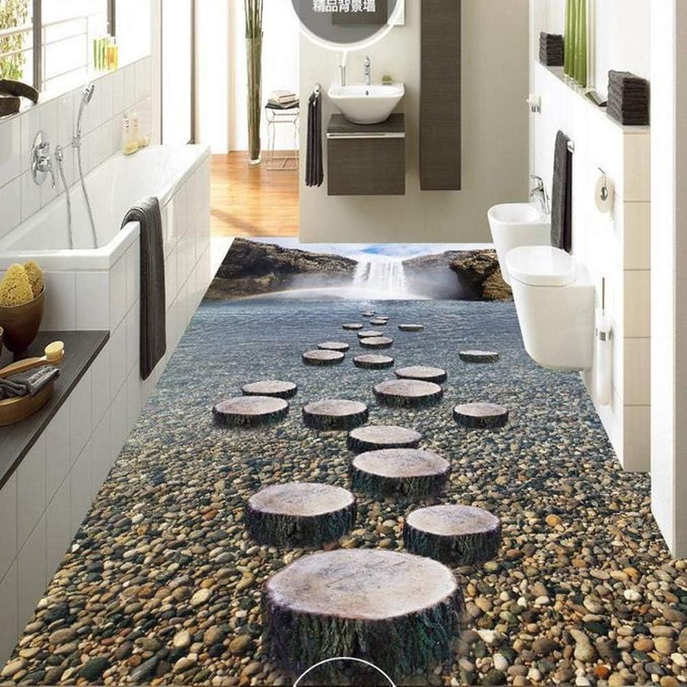 Amazon.com WANGC Custom 9D Flooring Great Falls Pebble Creek ...