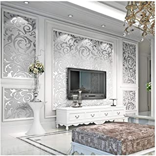 Best black and white metallic wallpaper Reviews