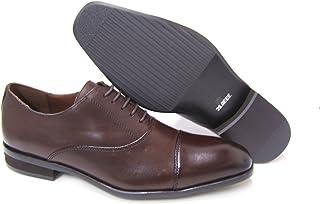 HIROKO KOSHINO/ヒロコ コシノ HK128-DBR/ダークブラウン 26cm 紳士靴 ビジネスシューズ 内羽根 ストレートチップ