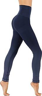 Stella Elyse Yoga Gym Dry-Fit High Compression Pants Workout Women's Leggings