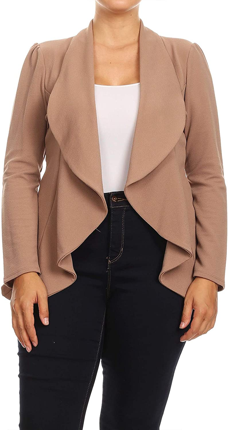 FashionStream womens Modern/Fitted