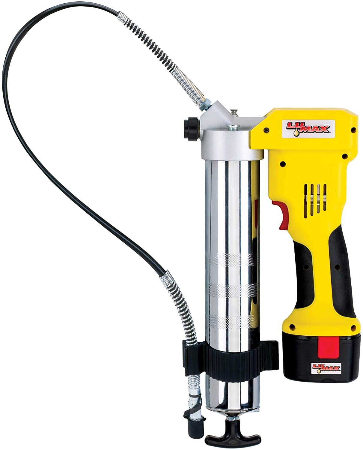 Lumax Max 53% OFF LX-1176 Handyluber 12V Cordless 2 Batterie Gun Popular products with Grease