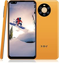 """Xgody Mate40 Smartphone Unlocked, 6.72"""" HD Perforated Screen for Android 8.1 Cellphones Cheap,..."""