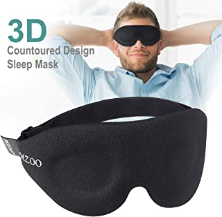 sleep mask for men by NEWVANGA