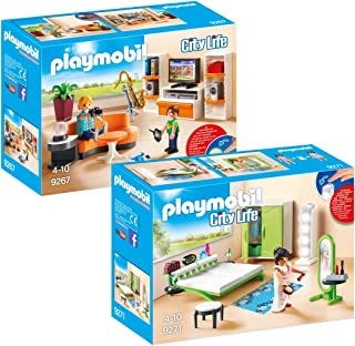 Nymphe Des Forêts Playmobil Playmo Friends Set 3 Parties