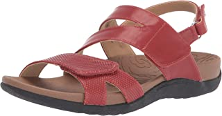 Rockport Women's Adjustable Strap Flat Sandal