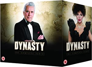 The Complete Dynasty TV Series DVD Box Set Collection: Season 1, 2, 3, 4, 5, 6, 7, 8 and 9 + Extras