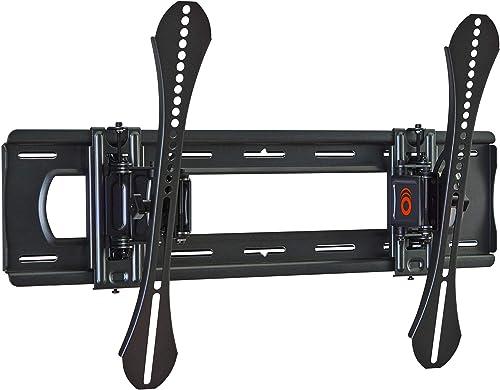 ECHOGEAR Full Tilt TV Wall Mount - Advanced Extendable Bracket for Maximum Tilting Range On Large TVs - Ideal for Mou...