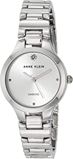 Women's Genuine Diamond Dial Bracelet Watch