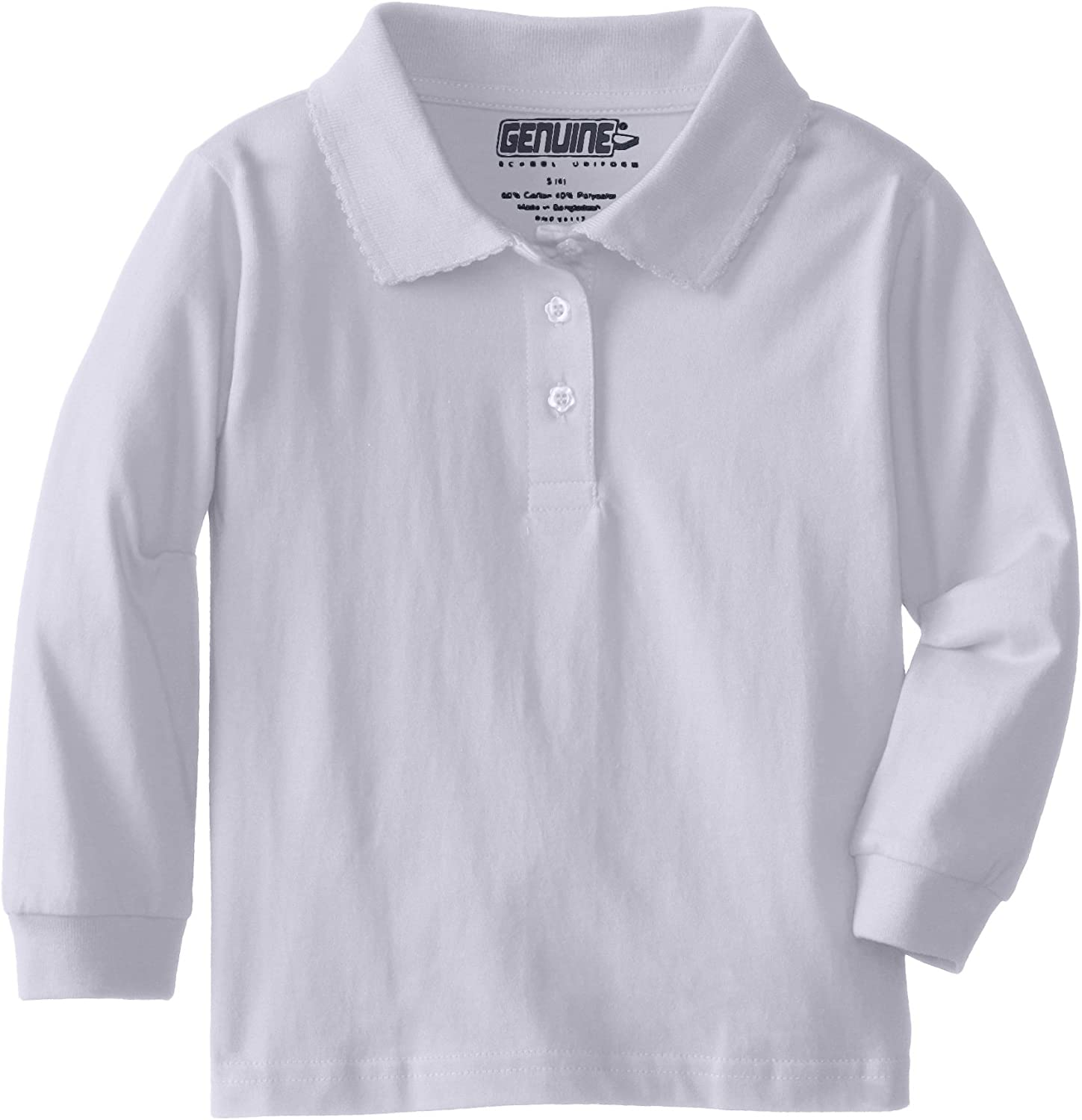 Genuine Girls' Polo Shirt New product Styles Columbus Mall More Available