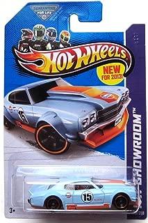 Hot Wheels 2013 HW Showroom '70 Chevelle SS 250/250, Light Blue