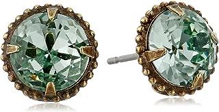 Sorrelli Elegant Jackie 0 Stud Earrings