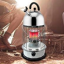 ZLRE Calentador de Queroseno al Aire Libre - Estufa de Queroseno portátil para Camping, para Interior/Exterior, Camping, Barbacoa, Pesca, Garaje
