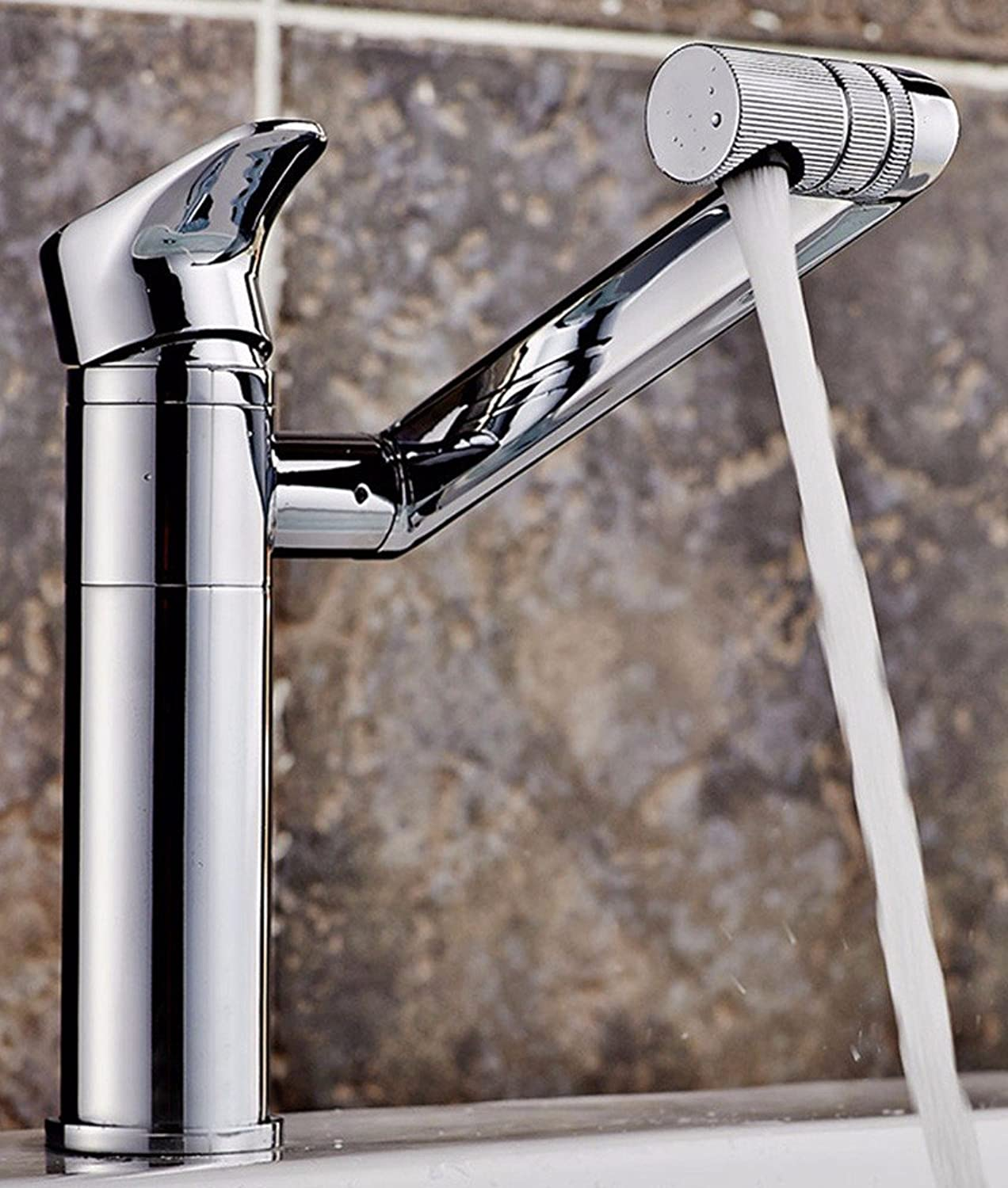Hlluya Professional Sink Mixer Tap Kitchen Faucet Retro, copper, and can be redated, sink faucet,G