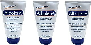 Albolene Moisturizing Fragrance Free Cleanser (Pack of 3)