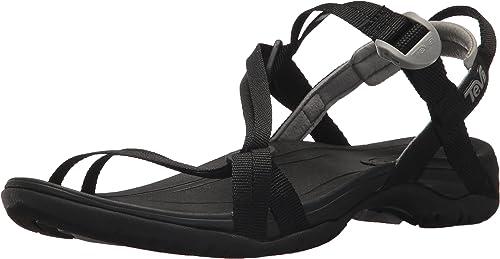 Teva Wohommes W Sirra Sport Sandal, noir, 8 M US US