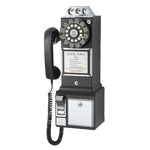 Retro Wall Phone: Amazon com
