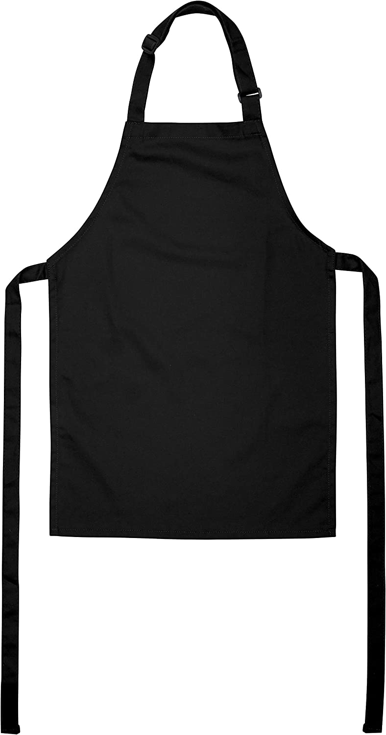 Discount mail order ONEOMI Kids Apron Medium 100% Strap Adjustable High order Cotton An With