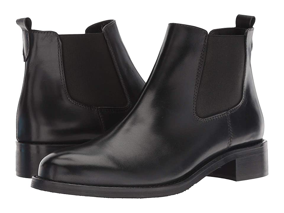 Sesto Meucci Zahar (Black Antique Calf) Women