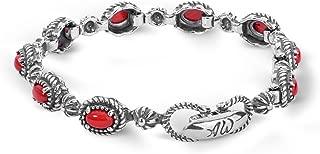 Best red coral bracelet Reviews