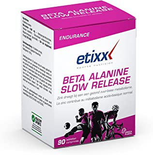 ETIXX Endurance Beta Alanine Slow Release (90 comprimés)